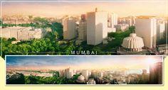 MUMBAI by Puranjoy , via Behance