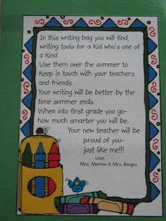 Mrs. Morrow's Kindergarten: June 2011