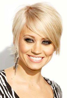 Kimberly Wyatt short hairstyle