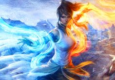 the elements fantasy art - Google Search
