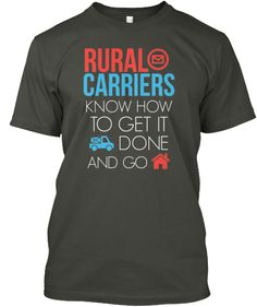 Rural Carriers know how to get it done