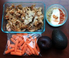 Over 100 primal lunch ideas. paleo lunch mexican