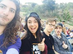 "Christina Grimmie on Twitter: ""WAITING ANXIOUSLY FOR @WALKTHEMOONband http://t.co/C1duDzk3CT"""