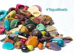 EcuadorianHands $60 Giveaway For Tagua Beads | Wire Wrapped Necklace Feature Where you can win these beautiful beads Tagua?