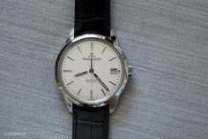 Introducing: The Jaeger-LeCoultre Geophysic True Second And Universal Time (Original Video, Live Pics, Full Specs)