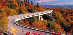 American Road Trips - BLUE RIDGE PARKWAY, VIRGINIA AND NORTH CAROLINA