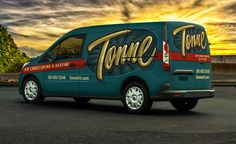 Our Best HVAC Truck Wraps, Best Van Wraps, Fleet Branding, Truck Wrap Examples, NJ Truck Wraps