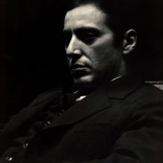 Michael Corleone, Godfather 2  Thinking hard about the family