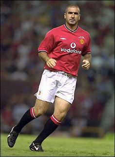 King Cantona Manchester United