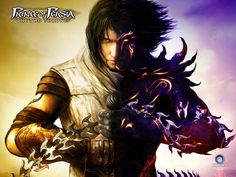 """""""Prince of Persia - The two thrones"""" (PS2) One of my favorites and one of the most difficult games of my childhood."""