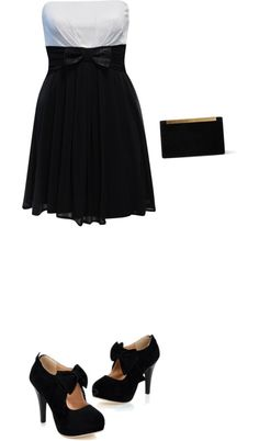 """Sweet & Simple"" by claudia2k ❤ liked on Polyvore"
