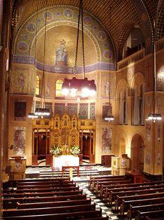 Christ Church, United Methodist - New York City (photo: Steven E. Lawson)