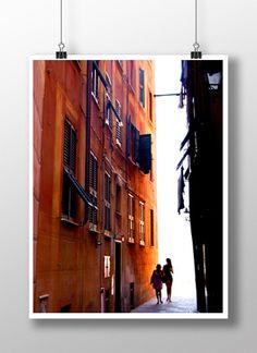 Plakat / Poster – Manarola_1_Cinque Terre