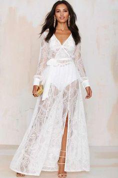 Signature 8 white dress s