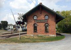 Rich's PedalPoint: Bristol Railroad (Vermont)