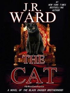 The Cat (Boo) --- According to  the WARDen, Boo isn't just a cat, technically.