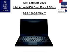 Cheap Dell D430 2GB Notebook / Laptop Windows 7 Home Premium