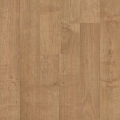 Quick-Step Classic Sound Bisque Alder Water Resistant Laminate Flooring with Attached Pad Discount Laminate Flooring, Wood Laminate Flooring, Hardwood Floors, Animals For Kids, Light Colors, Texture, Classic, Water, Design