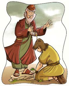 Ministério Infantil Crianças para Cristo: Histórias Bíblicas de Davi