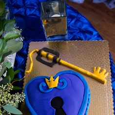kingdom hearts cake - Google Search