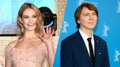 "Lifetime, A&E Network and History have signed on to air the ""War and Peace"" miniseries (in the US) from Weinstein Co. and the BBC. -- Lily James Paul Dano"
