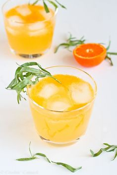 Clementine & Lemon Gin Cocktail...all natural sweeteners i… | Flickr #gincocktails