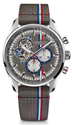 El Primero Open Tour Auto Edition #majordor #zenithwatches #luxurywatches | www.majordor.com
