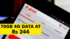 The largest telecom operator in India, Bharti Airtel just planned to take its war against Jio to a next level. Airtel had launched three ne...