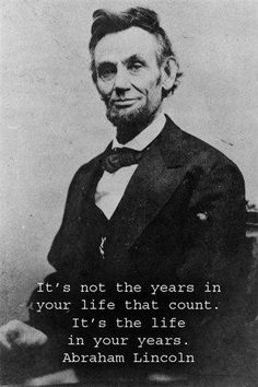 ABRAHAM LINCOLN inspirational poster QUOTE 24X36 B/W pic PRESIDENT historic Brand New. 24x36 inches. Will ship in a tube. Multiple item purchases are combined