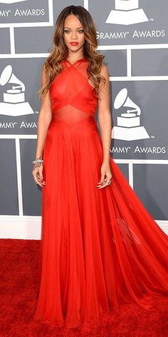 All the Star Arrivals at the Grammy Awards! - Grammy Awards 2013, Red Carpet : People.com