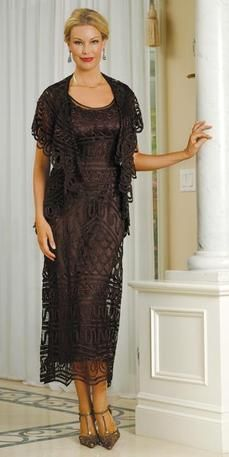 c3419c20fde Soulmates mother of the bride dress style available online for purchase.