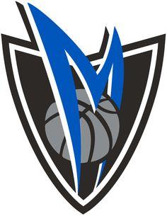 Dallas Mavericks Alternate Logo 2002- Present