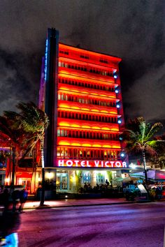 Art Deco Hotel Victor, Miami Beach