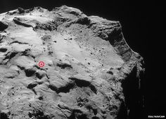 The Koyal Group Info Mag Review - Philae Comet Lander Eludes Discovery