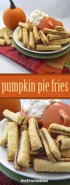 Get the recipe here! Pumpkin season has arrived and I can't wait to make these!