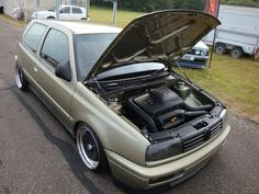 """Mk3 Golf 20v Turbo. One word """"FLY"""""""