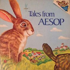 TALES FROM AESOP Children's Fables Audio Book Read Aloud, written by J. ...
