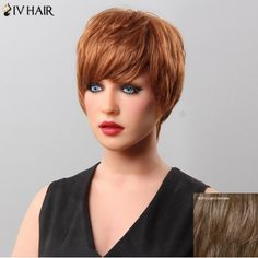 GET $50 NOW | Fluffy Short Side Bang Siv Hair Human Hair Wig For WomenFor Fashion Lovers only:80,000+ Items • New Arrivals Daily • FREE SHIPPING Affordable Casual to Chic for Every Occasion Join RoseGal: Get YOUR $50 NOW!http://www.rosegal.com/human-hair-wigs/fluffy-short-side-bang-siv-hair-human-hair-wig-for-women-511591.html?seid=4695937rg511591