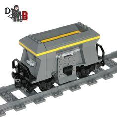 Die 353 Besten Bilder Von Lego Waggons In 2019 Lego Trains Lego