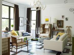 Upper East Side Living Room