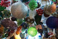 Art glass in Rome, taidelasia