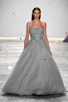 Best Gowns at Fashion Week Spring 2015 | POPSUGAR Fashion