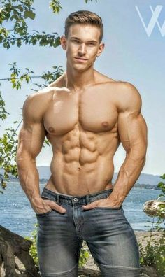 You men naked guy sixpack hot does not