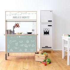 Kinderküche IKEA, ALDI oder LIDL? Der große Vergleich Lidl, Ikea Duktig, Handgemachtes Baby, Toy Chest, Storage Chest, Cabinet, Toys, Furniture, Home Decor