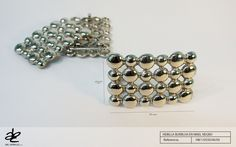 Hebilla de esferas en nikel