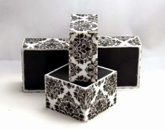 Creative soap by Steso : Венецианские узоры, холодный способ.