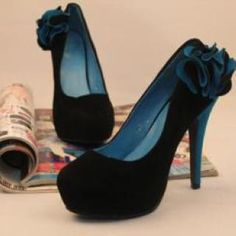 Buy '77Queen – Flower-Accent Platform Pumps' with Free Shipping at YesStyle.com.au. Browse and shop for thousands of Asian fashion items from China and more!