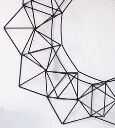 Deco Originale, Home And Deco, Party Themes, Origami, Christmas Crafts, Sweet Home, Sculpture, Xmas Ideas, Interior Design