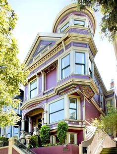 Victorian Style Home - Whimsical