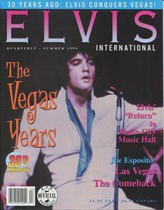 Elvis International - 1999/3 (Summer)